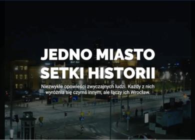 JEDNO MIASTO – SETKI HISTORII